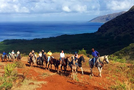 Hawaii Horseback Riding Adventure