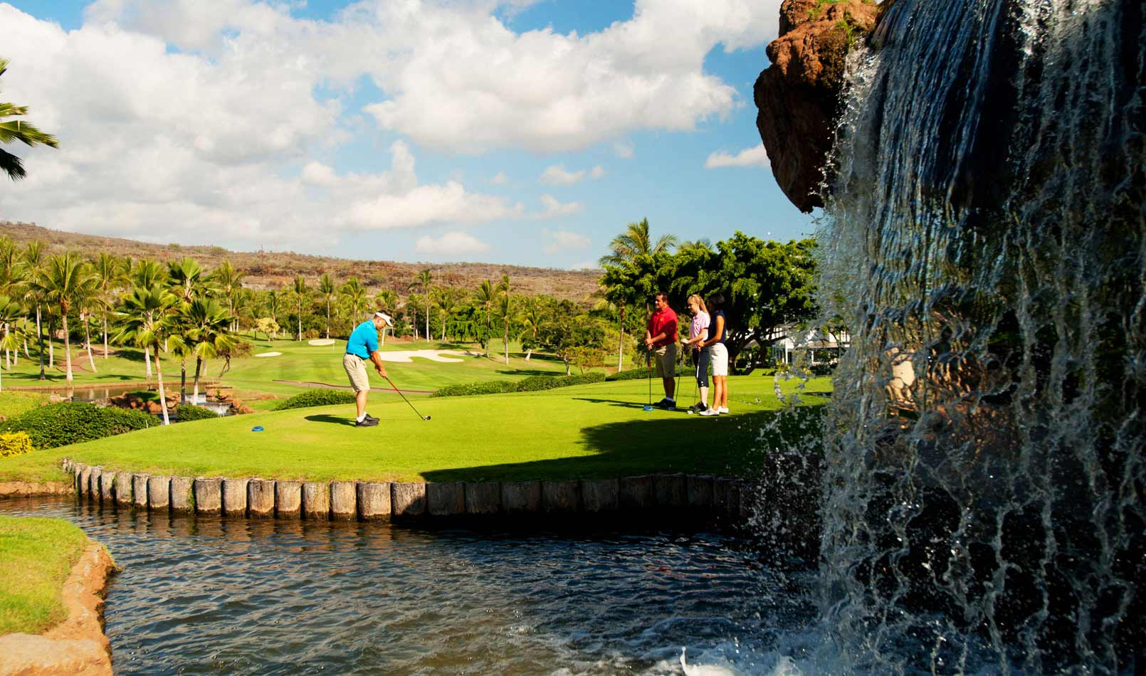Oahu's Golfing<br />Destination